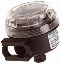 Filter for vannpumper