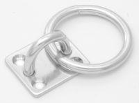 Festeplate og Ring