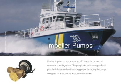 Johnson Pump Fleksible Impellerpumper Katalog